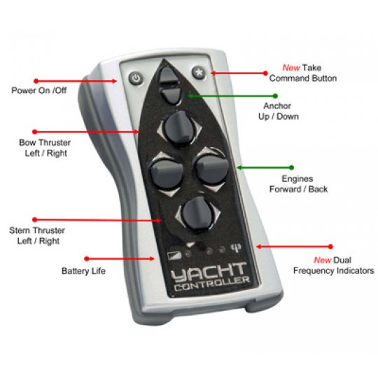 Yacht Controller Dual Band